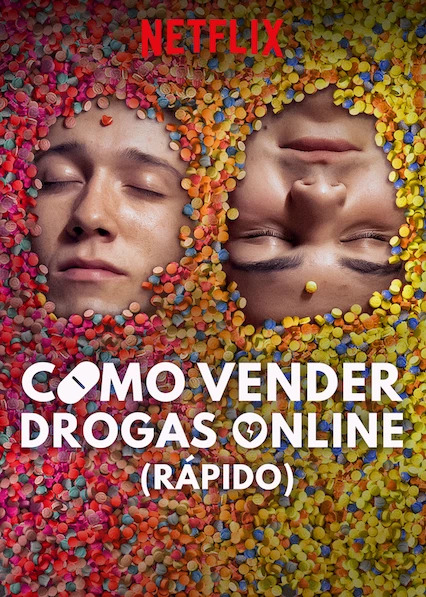 How to Sell Drugs Online: Fast 1ª Temporada 720p NF WEB-DL Dual