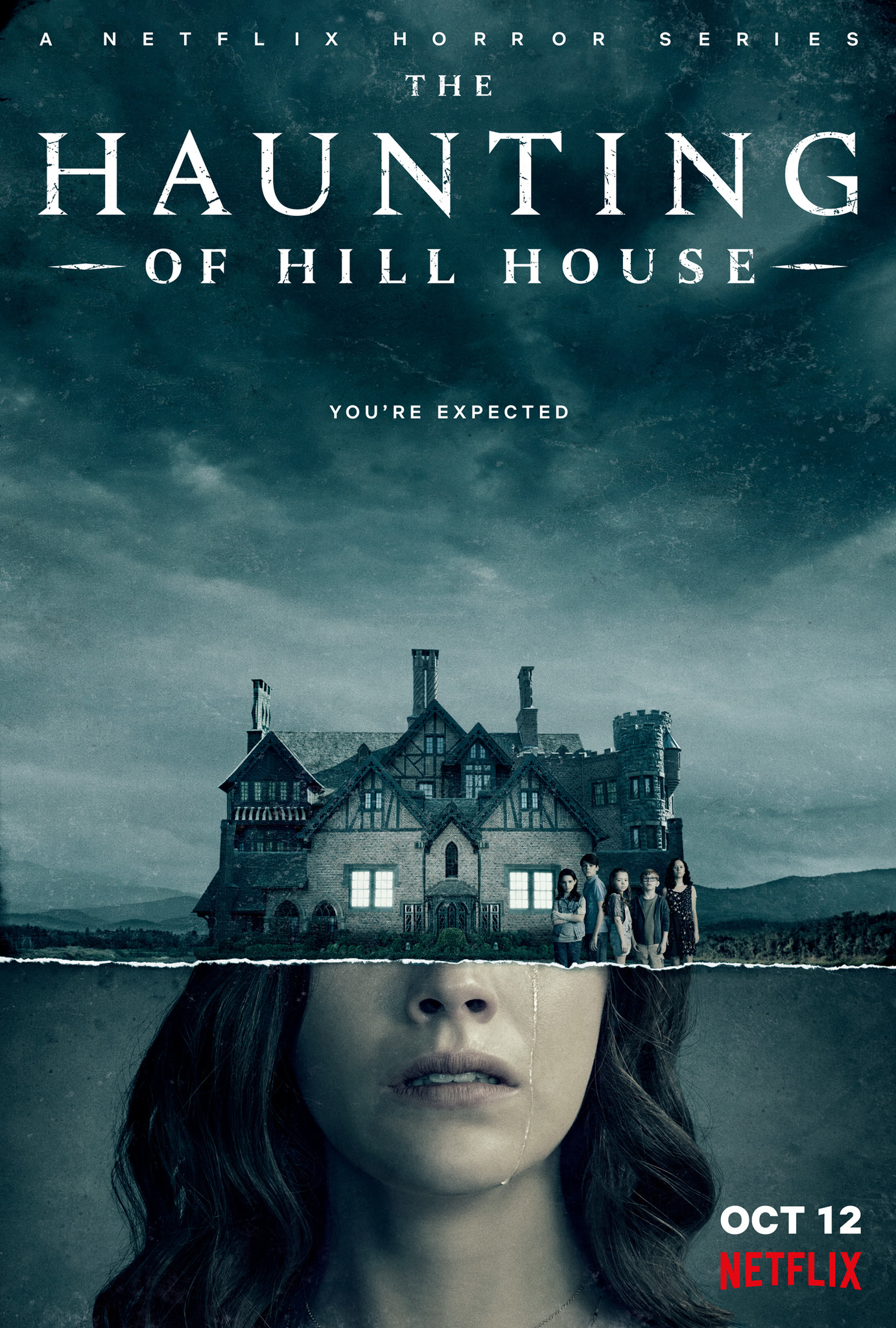 The Haunting of Hill House 1ª Temporada Mini 1080p NF WEB-DL Dual