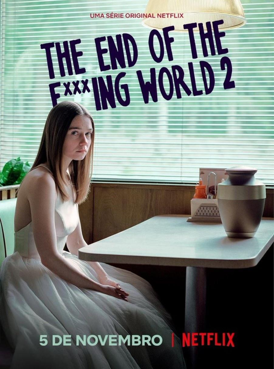 The End of the F***ing World 2ª Temporada 1080p NF WEB-DL Dual