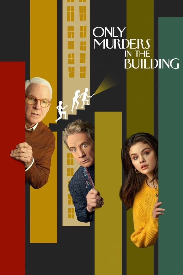 Only Murders in the Building – 1ª Temporada 1080p WEBRip x264 Dual 5.1